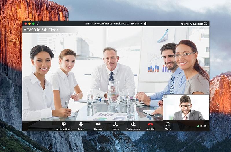 Yealink VC Desktop