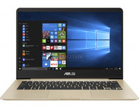 "Ультрабук ASUS Zenbook UX430UA-GV421T / 90NB0EC6-M09530 (14.00"" 1920x1080/ Core i5 8250U 1600MHz/ 8Gb/ SSD 256Gb/ Intel UHD Graphics 620 64Mb) MS Windows 10 Home (64-bit)/Золотистый"