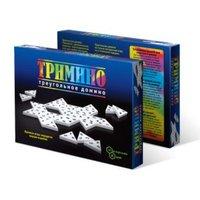 Настольная игра Нескучные игры Тримино
