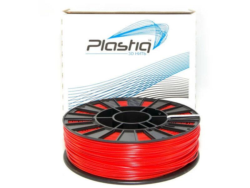 Аксессуар Plastiq PLA-пластик 1.75mm 900гр Red