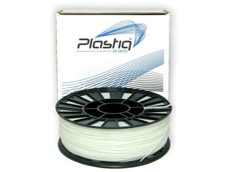 Аксессуар Plastiq PLA-пластик 1.75mm 900гр Transparent