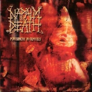 "Napalm Death ""Punishment In Capitals / Digipack"""
