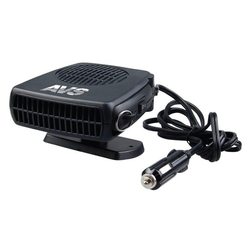 Тепловентилятор автомобильный керамический AVS Comfort TE-311 3 в 1 (24В, 150Вт)