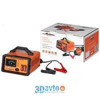 Зарядное устройство 10А AIRLINE 6В/12В, амперметр, ручная регулировка зарядного тока, импульсное