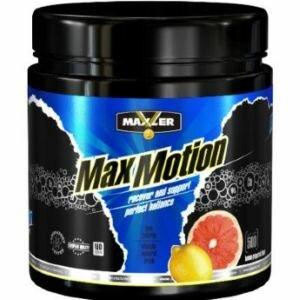 Max Motion, 500 г, Maxler, Абрикос-манго