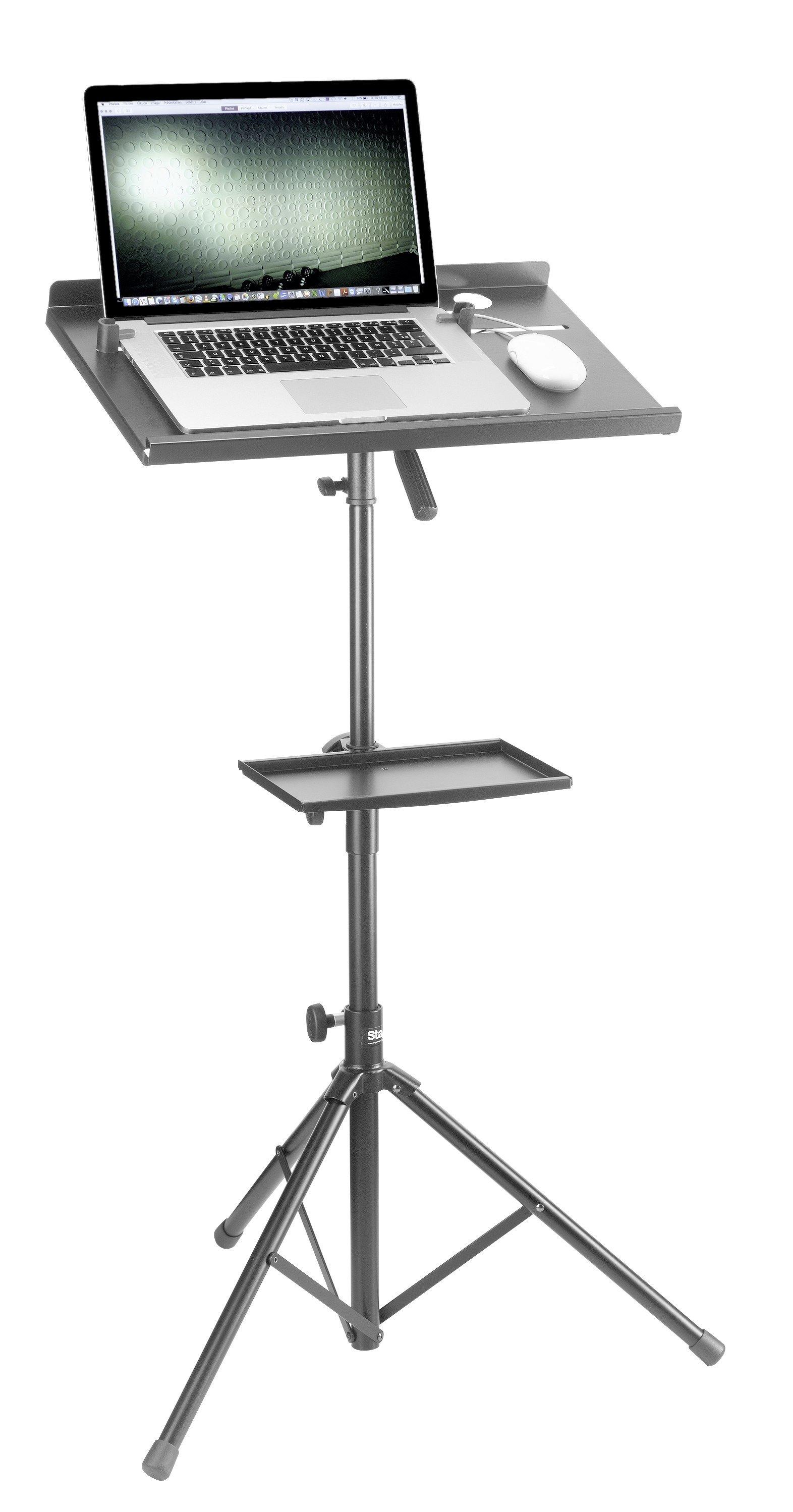 Стойка/держатель для ноутбуков Stagg COS 10 BK