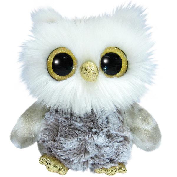 Мягкая игрушка Aurora Юху и его друзья 171220H Сова, 12 см
