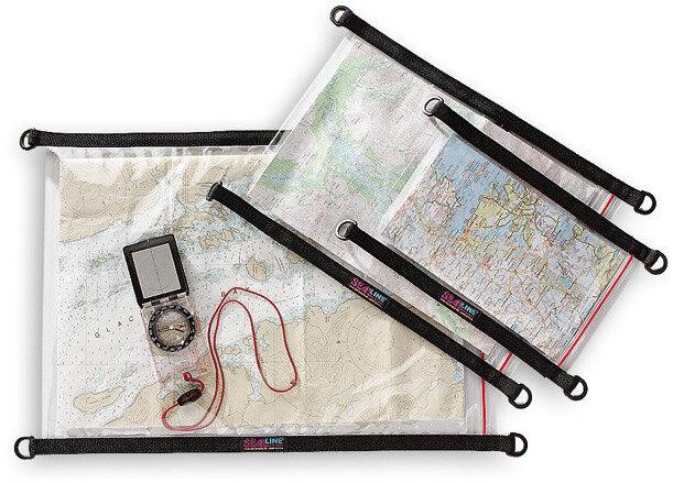 Гермочехол для карты Sealline Map Case LARGE