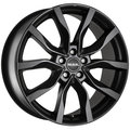 Колесный диск MAK HIGHLANDS Matt black 8xR19 ET45 5*108 D63.4 - фото 1