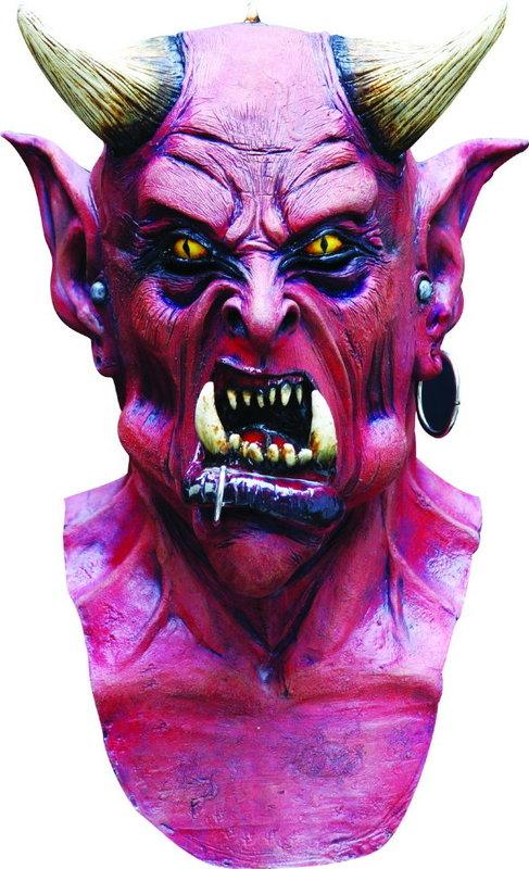 Картинки прикольный демон, близко