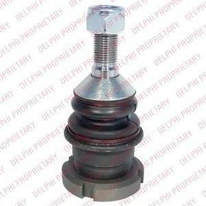 Опора шаровая задн подвески mercedes x164, w164, w251 tc2380 Delphi арт. TC2380
