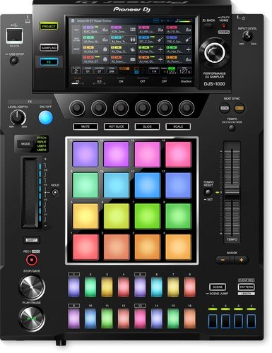 Сэмплер Pioneer DJS-1000