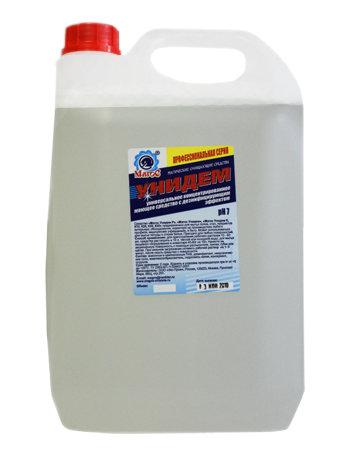 Магос унидем нейтральное пенное универсальное моющее средство с дезинфицирующим эффектом 5л.