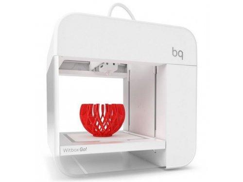 3D-принтер BQ WitBox GO!, D000022 (PLA 1.75 мм)