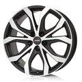 Диски Alutec W10 8x18 5x112 ET53 ЦО66.5 цвет Racing Black Front Polished - фото 1