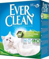 Наполнитель для кошачьих туалетов EVER CLEAN Extra Strong Clumping Scented комкующийся с ароматизатором 10 л