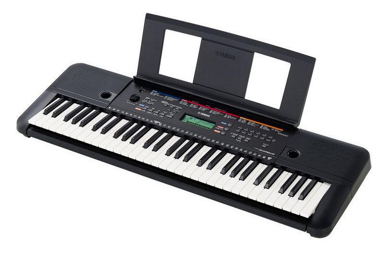 YAMAHA PSR-E263 синтезатор с автоакк. 61клавиша