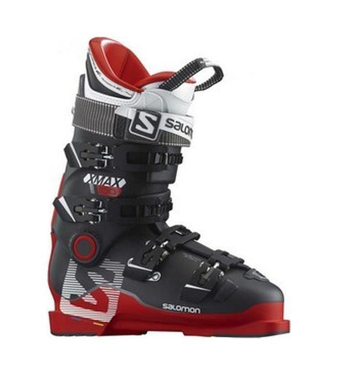 Горнолыжные ботинки Salomon X Max 100 Red  Black (16  17) (25.0) 3021e4b03d884