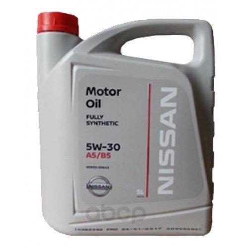 NISSAN Масло Мотор. Nissan 5w30 (5l)