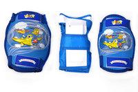 Комплект защиты детский Vinca Sport розовый S