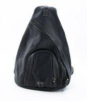 Черный мужской рюкзак Bufalo BPJ-16