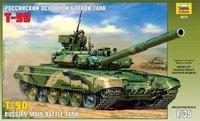 Модель сборная Основной боевой танк Т-90 Zvezda Art-[3573з]
