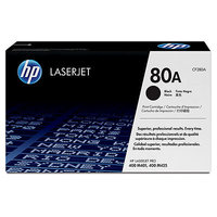 Картридж HP CF280A №80 для принтеров HP LJ Pro 400 M401/Pro 400 MFP M425, черный 2700 стр