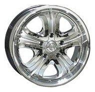 Racing Wheels H-382 8.5x20 5x120 ET 45 Dia 74.1 D/P - фото 1