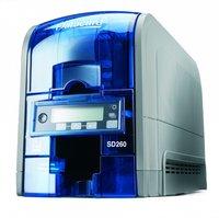 Карточный принтер Datacard SD260, односторонний, USB, Ethernet, автоматический загрузочный лоток, 535500-002