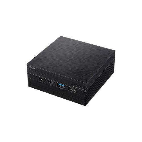 Неттоп ASUS PN40-BB015MV Intel Celeron J4005(2Ghz)/Intel HD/BT/WiFi/black/DOS