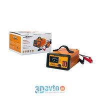 Зарядное устройство аккумулятора 5А AIRLINE 6В/12В, амперметр, ручная регулировка зарядного тока
