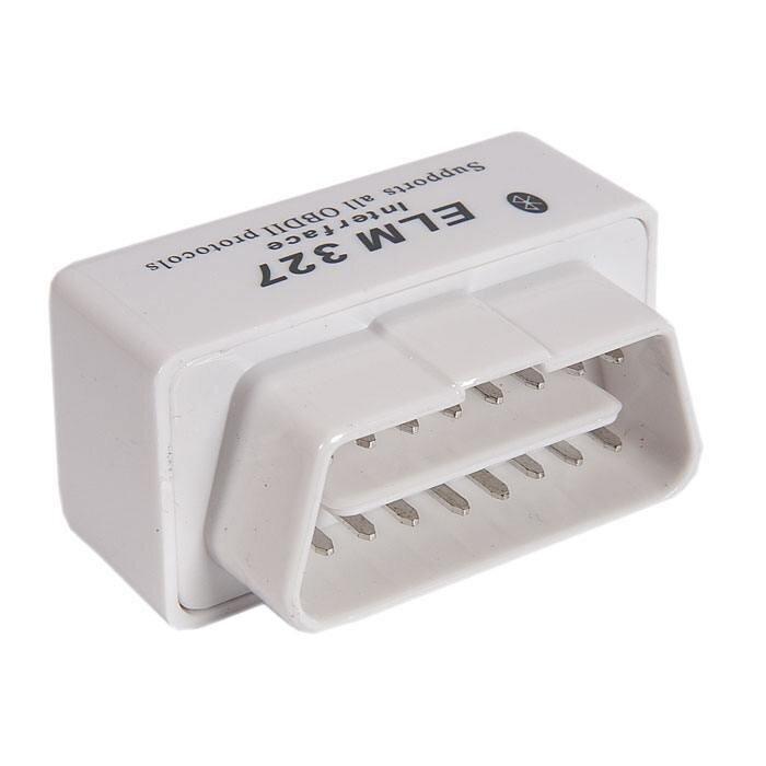 Автосканер для диагностики автомобиля ELM327 bluetooth v.2.1 obd2