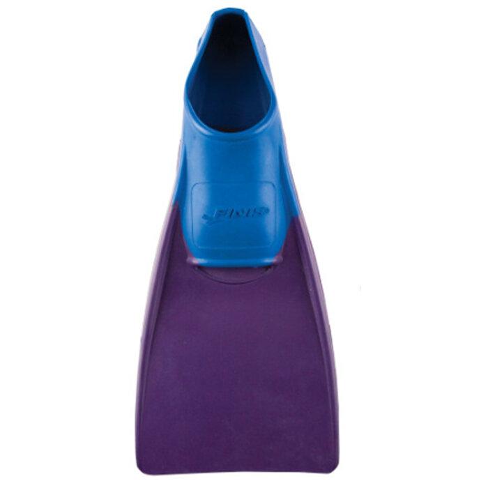 Ласты для плавания детские Finis Long Floating Fin Junior (24-33), фиолетовый