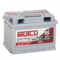 Аккумулятор MUTLU Calcium Silver L2.60.054.A обратная полярность 60 Ач