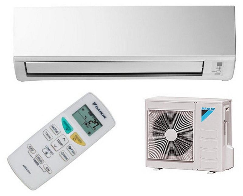 Инверторные сплит-системы Daikin FTXB25C / RXB25C с зимним комплектом (-30°C)