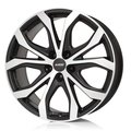 Диски Alutec W10 8x18 5x112 ET53 ЦО66.5 цвет Racing Black Front Polished - фото 1