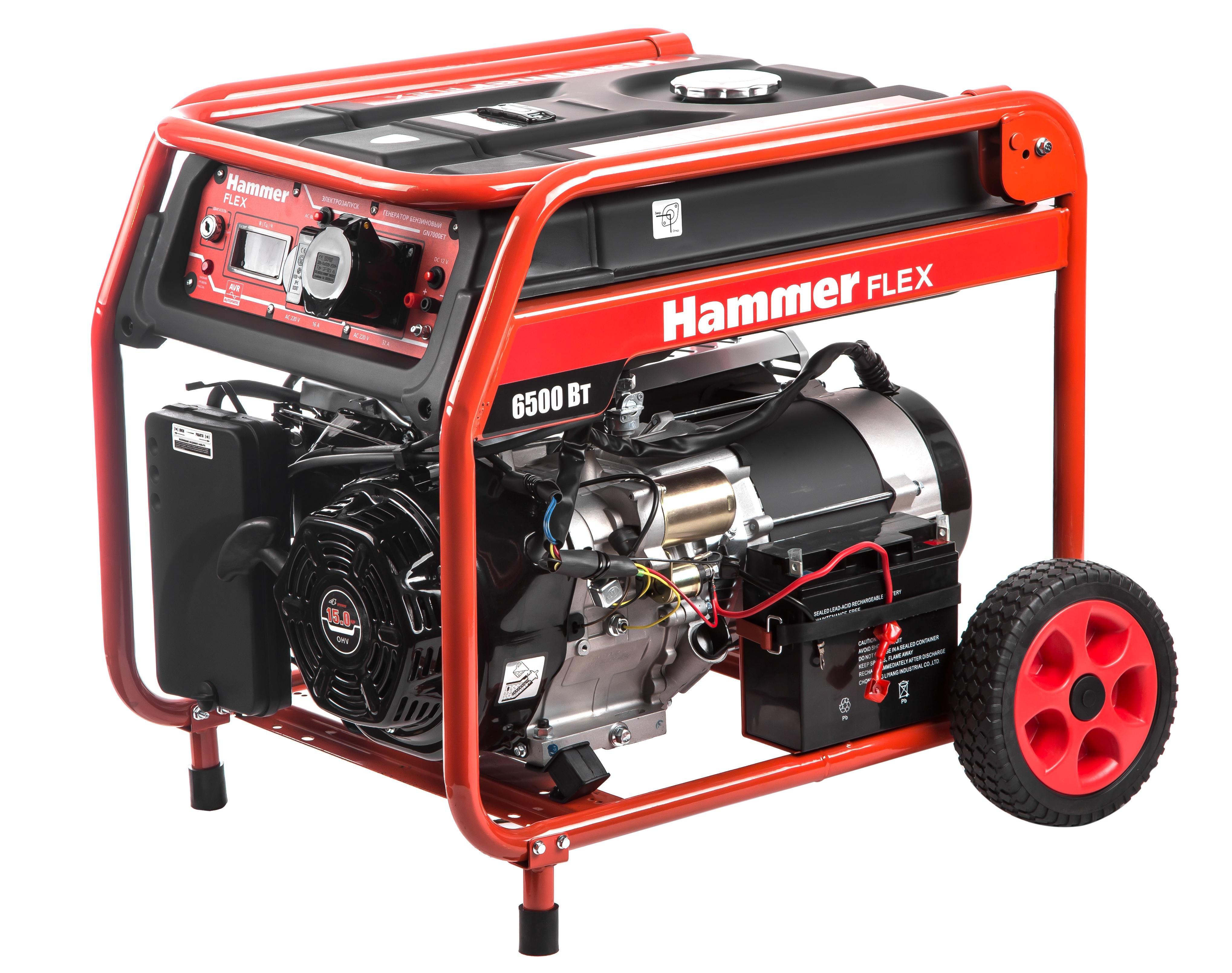 Бензиновый генератор hammer gnr5500b купить сварочный аппарат инверторного типа украина