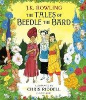 "Rowling J.K. / Роулинг Джоан ""The Tales of Beedle the Bard Illustrated"""