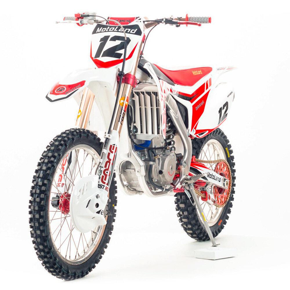 Мотоцикл MOTOLAND WRX 450 NX 4Т 450 куб.см., вод.охл, 44 л.с, подвеска Fast Ace MTL-WRX-450