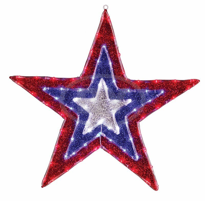 Фигурка звезда NEON-NIGHT