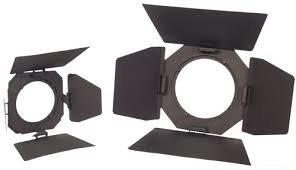 SILVER STAR Barndoor for SS808 X40225 Шторки для прожектора SS808