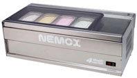 Витрина для продажи мороженого Nemox 4Magic PRO100