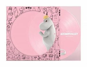"Various Artists ""виниловая пластинка Moominvalley - Official Soundtrack / Picture Vinyl Snorkmaiden (1 LP)"""