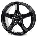 Колесные литые диски Borbet F Gloss Black 7x17 5x108 ET40 D72.5 Чёрный глянцевый (8135776) - фото 1