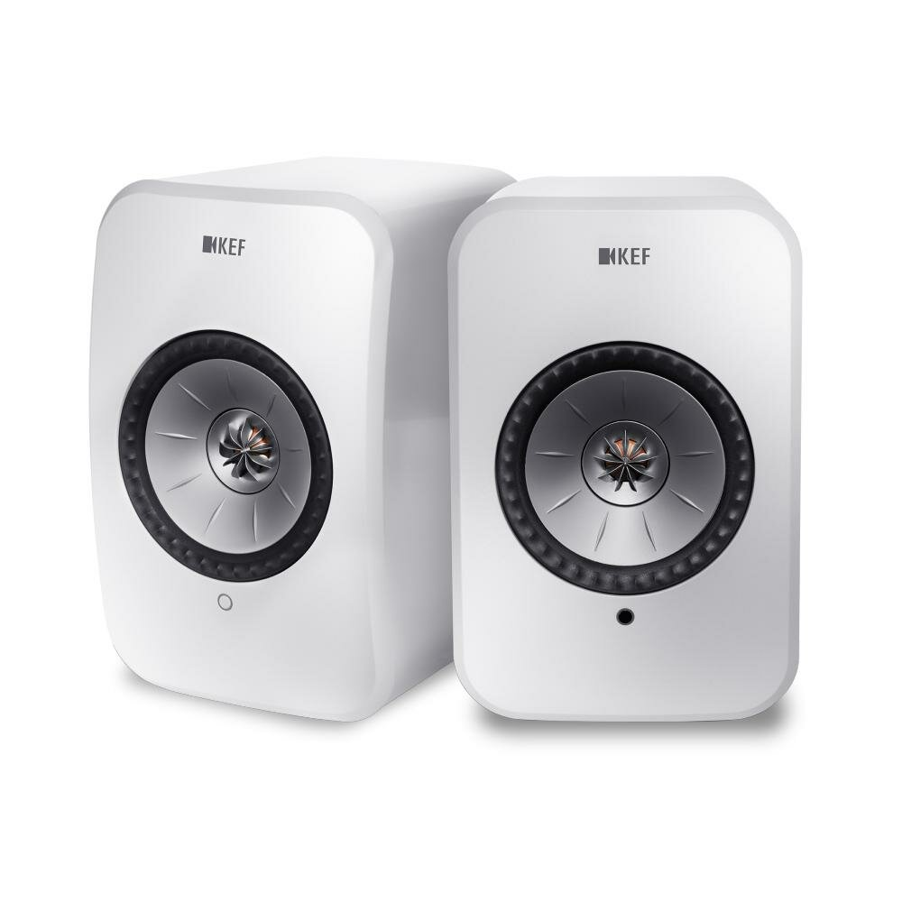 Активная акустика мультирум KEF LSX white (SP3994AX)