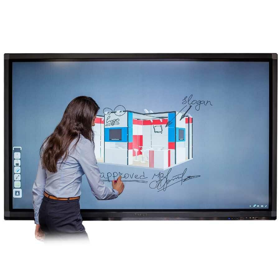 "Интерактивная панель Prestigio MultiBoard 75"" L-series"