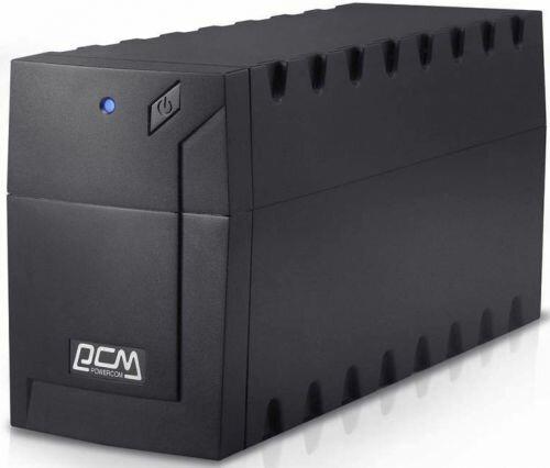 Источник бесперебойного питания Powercom RPT-600AP 792803 Raptor, 600VA/360W, USB, AVR (IEC320 C13)