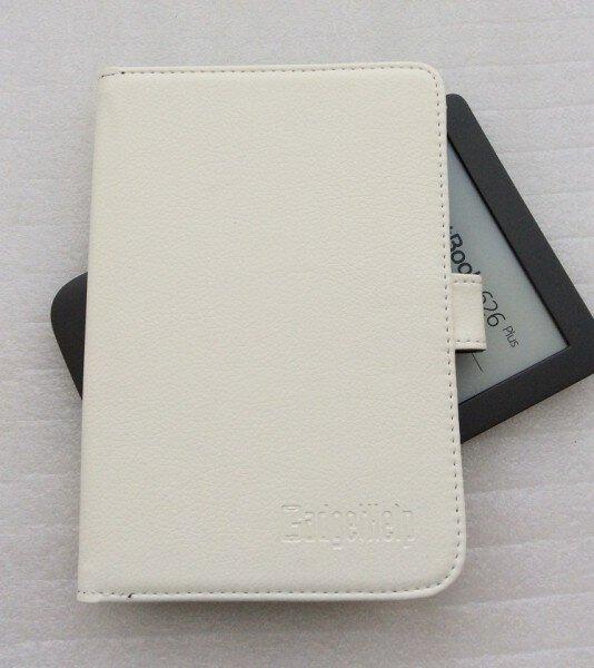 Чехол обложка PocketBook 614, 615, 622, 623, 624, 625, 626 (Белый )