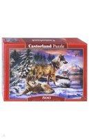 "Castorland Puzzle-500 ""Волчий мир"" (B-53049)"