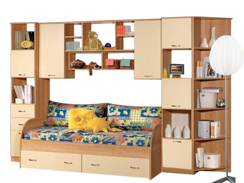 Набор мебели для ребенка мальчика или девочки фабрики Стиль Спринт-2